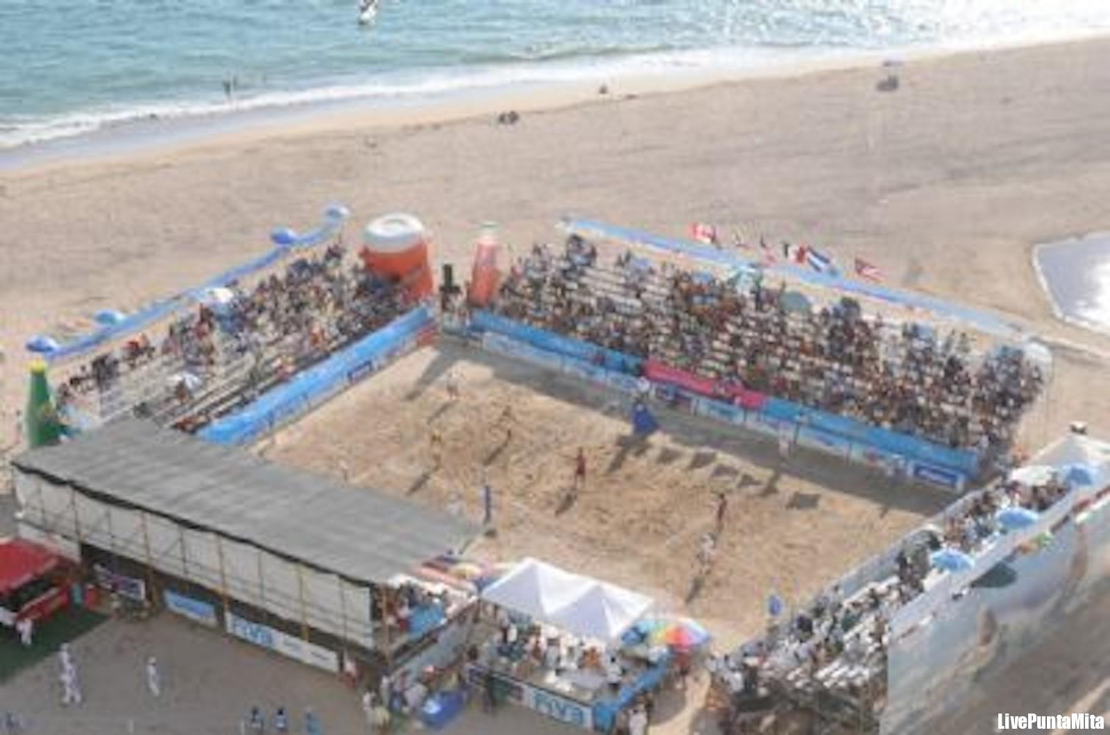 Stadio Beach Volley ed eventi