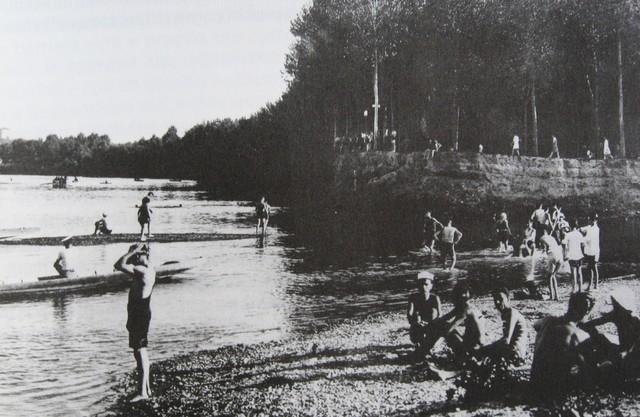 Antico stabilimento balneare di Torino